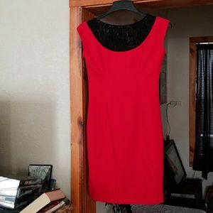 Dresses & Skirts - ***FINAL PRICE***Gorgeous red and black dress